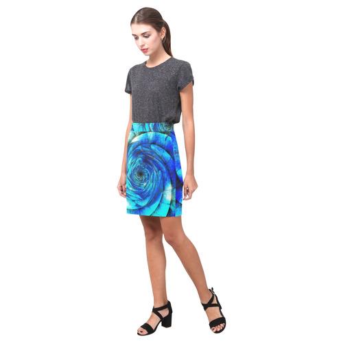 Galaxy Wormhole Spiral 3D - Jera Nour Nemesis Skirt (Model D02)