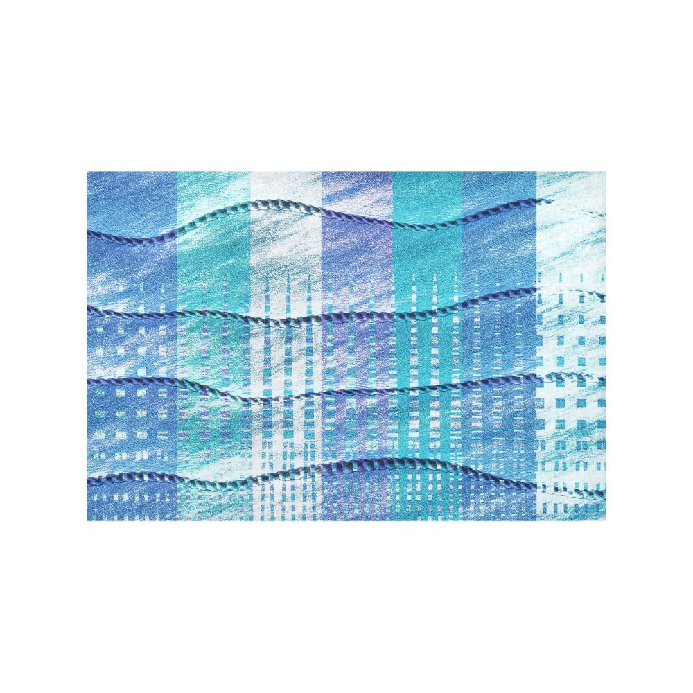 Batik Maharani #6 - Jera Nour Placemat 12'' x 18'' (Two Pieces)
