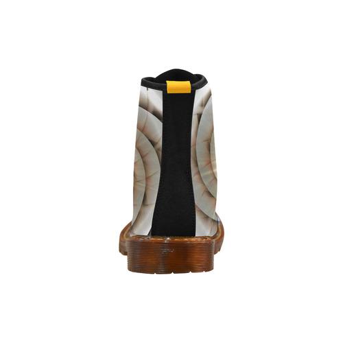 Spiral Eye 3D - Jera Nour Martin Boots For Men Model 1203H