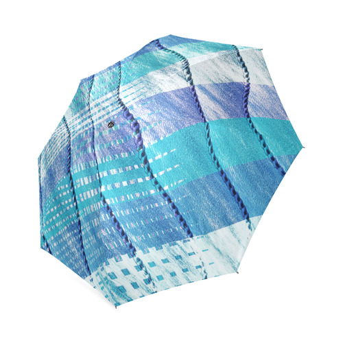 Batik Maharani #6 Vertical - Jera Nour Foldable Umbrella (Model U01)