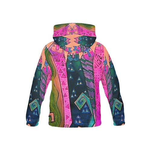 SPHYNXCAT All Over Print Hoodie for Kid (USA Size) (Model H13)