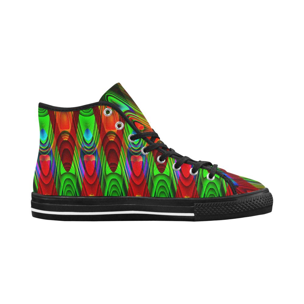 2D Wave #1B - Jera Nour Vancouver H Men's Canvas Shoes (1013-1)