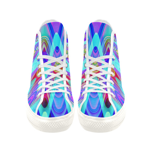 2D Wave #1A - Jera Nour Vancouver H Men's Canvas Shoes (1013-1)