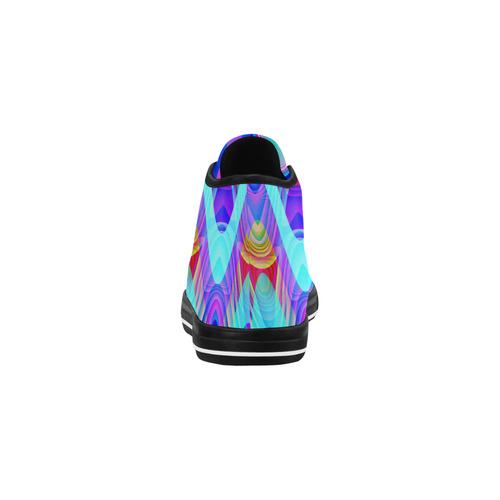 2D Wave #1A - Jera Nour Vancouver H Men's Canvas Shoes (1013-1)
