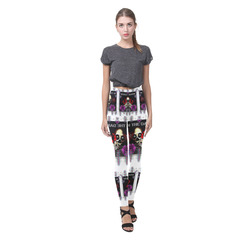 In The Dark 2 Cassandra Women's Leggings (Model L01)