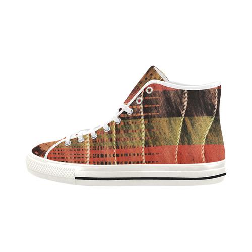 Batik Maharani #6 Vertical - Jera Nour Vancouver H Men's Canvas Shoes (1013-1)