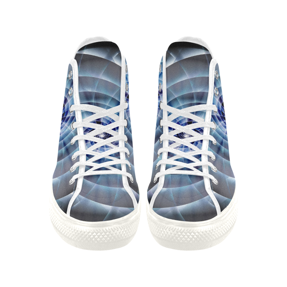Spiral Eye 3D - Jera Nour Vancouver H Men's Canvas Shoes (1013-1)