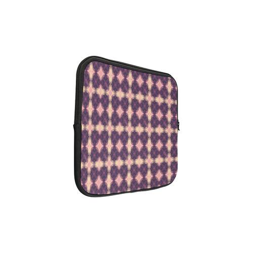 Purple Kaleidoscope Pattern Macbook Pro 13''