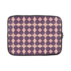 Purple Kaleidoscope Pattern Macbook Pro 15''