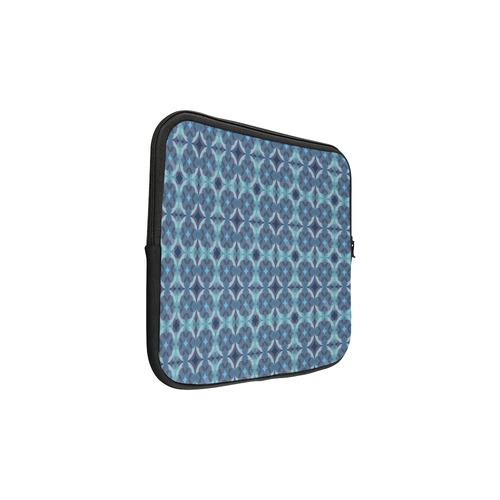 Sapphire Kaleidoscope Pattern Macbook Pro 13''
