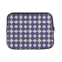 Navy Kaleidoscope Pattern Macbook Pro 13''
