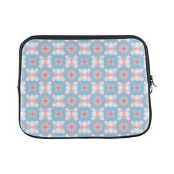 Blue Kaleidoscope Pattern Macbook Pro 13''