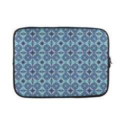Sapphire Kaleidoscope Pattern Macbook Pro 15''