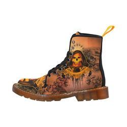 The skulls Martin Boots For Women Model 1203H