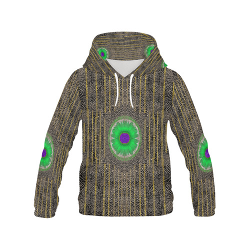 in the stars and pearls is a flower All Over Print Hoodie for Men (USA Size) (Model H13)