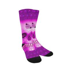 317 new Skull E by JamColors Trouser Socks
