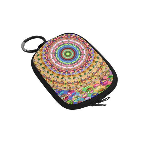 Peace Mandala Coin Purse (Model 1605)