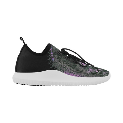 WOLF PINK Dolphin Ultra Light Running Shoes for Women (Model 035)