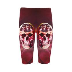 Funny Skulls Hestia Cropped Leggings (Model L03)