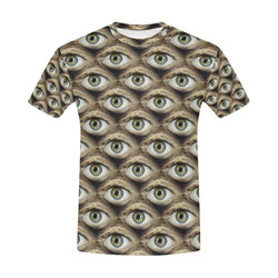 LOOK 3 by JamColors All Over Print T-Shirt for Men (USA Size) (Model T40)