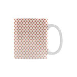 Comic Book Dots White Mug(11OZ)