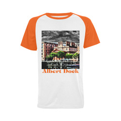 UK Albert-Dock - Jera Nour Men's Raglan T-shirt Big Size (USA Size) (Model T11)