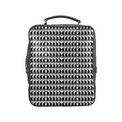 Penguin Huddle Square Backpack (Model 1618)