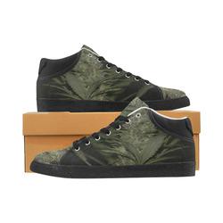 Sour Diesel Men's Chukka Canvas Shoes (Model 003)
