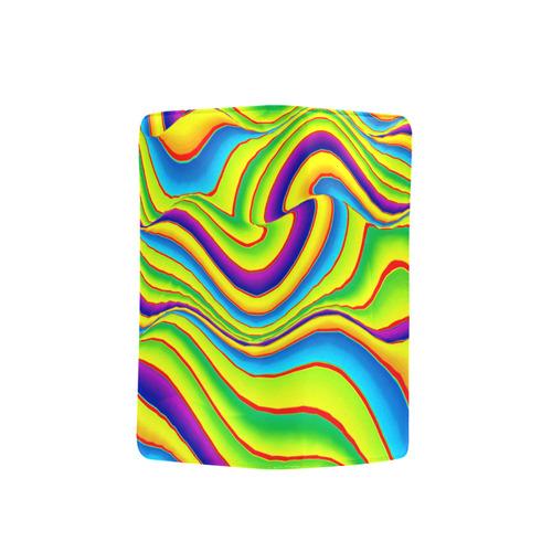 Summer Wave Colors Men's Clutch Purse (Model 1638)