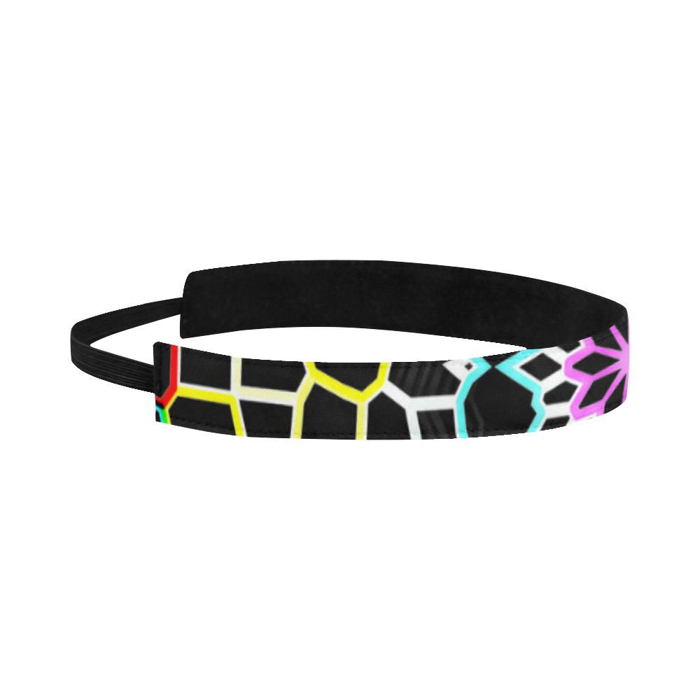 Live Line Mandala Sports Headband