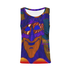 MARTEE All Over Print Tank Top for Women (Model T43)