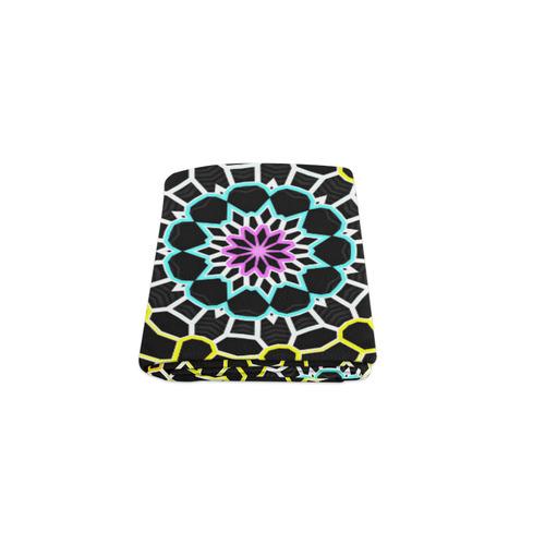 "Live Line Mandala Blanket 40""x50"""