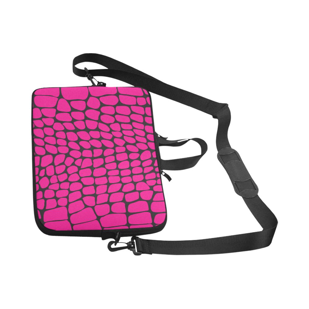 "Wild Pink Laptop Handbags 17"""