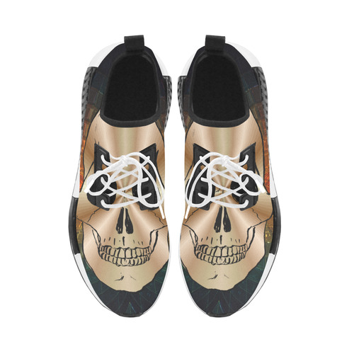 Skull20170528_by_JAMColors Women's Draco Running Shoes (Model 025)