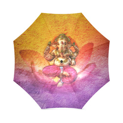 Ganesh, Son Of Shiva And Parvati Foldable Umbrella (Model U01)