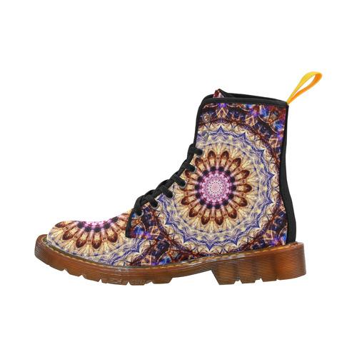 Dreamy Mandala Martin Boots For Women Model 1203H