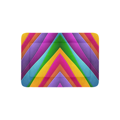 """Colorful Pyramid Pet Bed 30""""x21"""""""