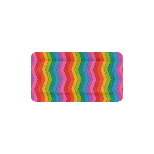 "Woven Rainbow Pet Bed 24""x13"""