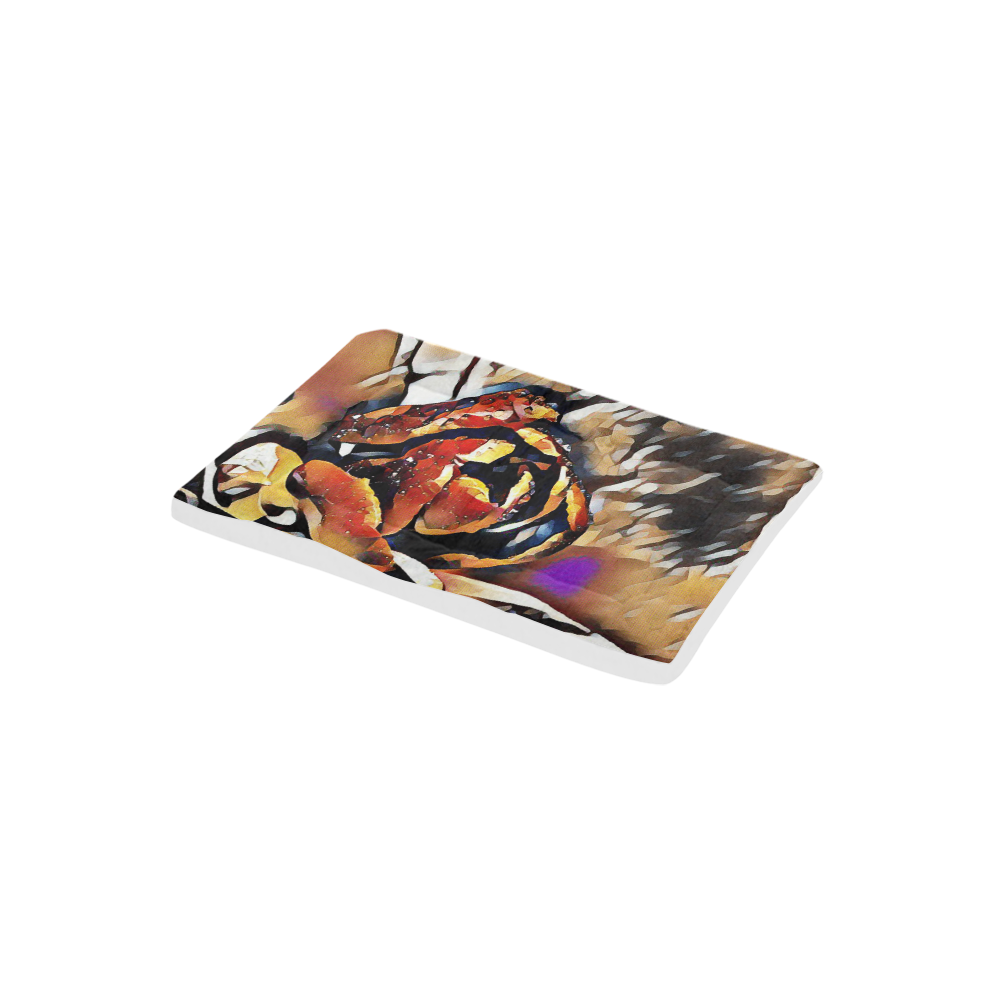 "FineArt Colorful Tulip Pet Bed 24""x13"""