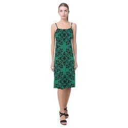 Lush Meadow Damask Alcestis Slip Dress (Model D05)