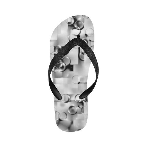 With these rings... - Jera Nour Flip Flops for Men/Women (Model 040)