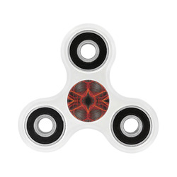 Lines of Energy and Power Fidget Spinner