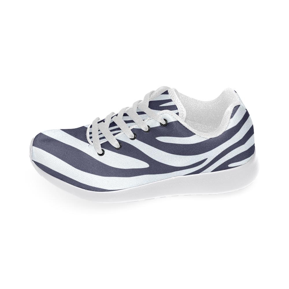 ZEBRA LADY Men's Running Shoes (Model 020)