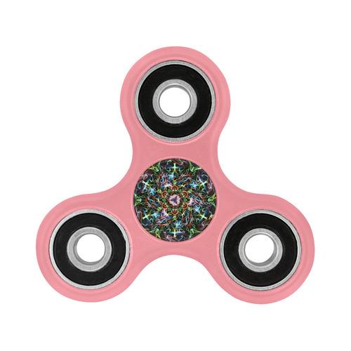 black mandala -energy 2 Fidget Spinner