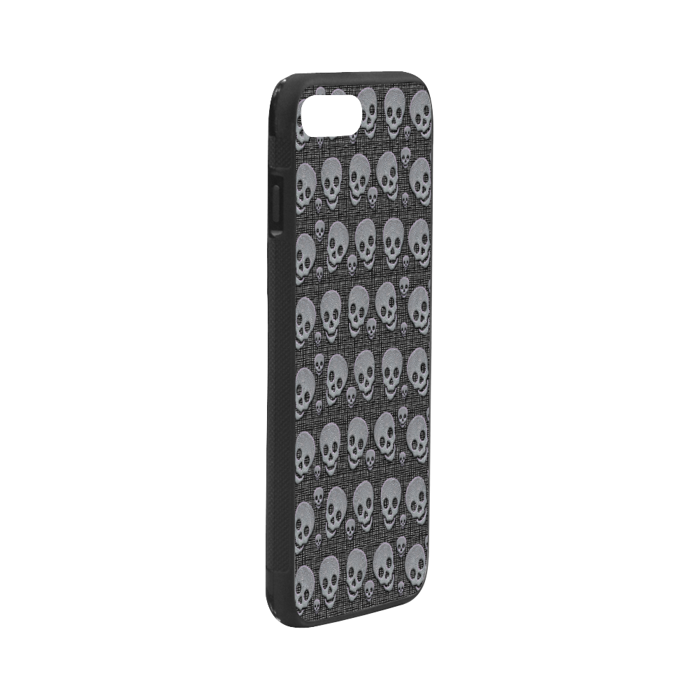 "SKULLS Rubber Case for iPhone 7 plus (5.5"")"