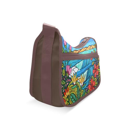 Beach Bliss Crossbody Bags (Model 1616)