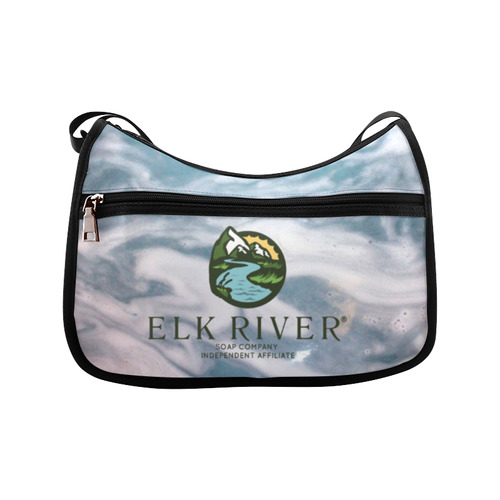 Elk River Affiliate water logo Crossbody Bags (Model 1616)