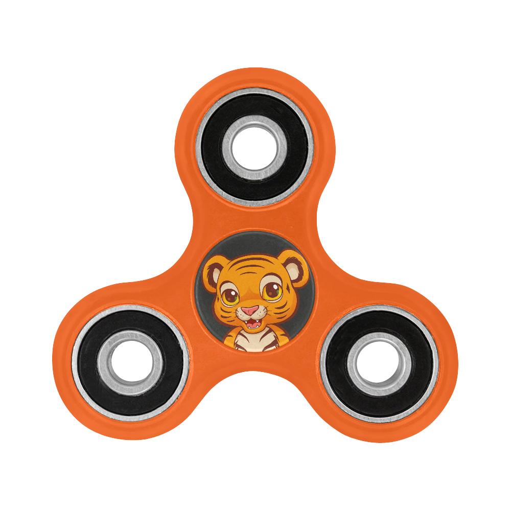 Lil' Tiger Fidget Spinner