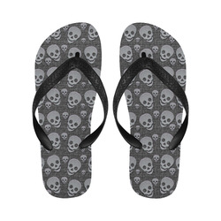 SKULLS BY CRASSCO Flip Flops for Men/Women (Model 040)