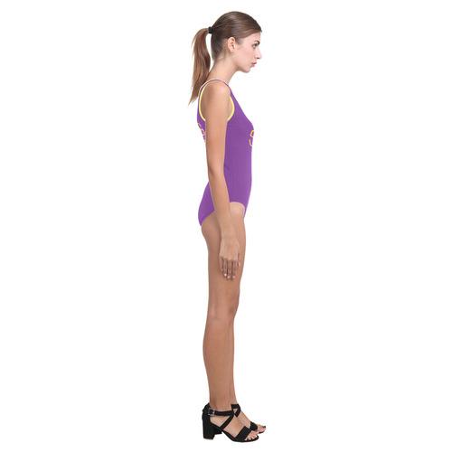 CRASSCO SWIM SUIT II Vest One Piece Swimsuit (Model S04)